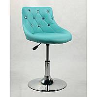 Косметическое кресло HC931N бирюзовое, фото 1
