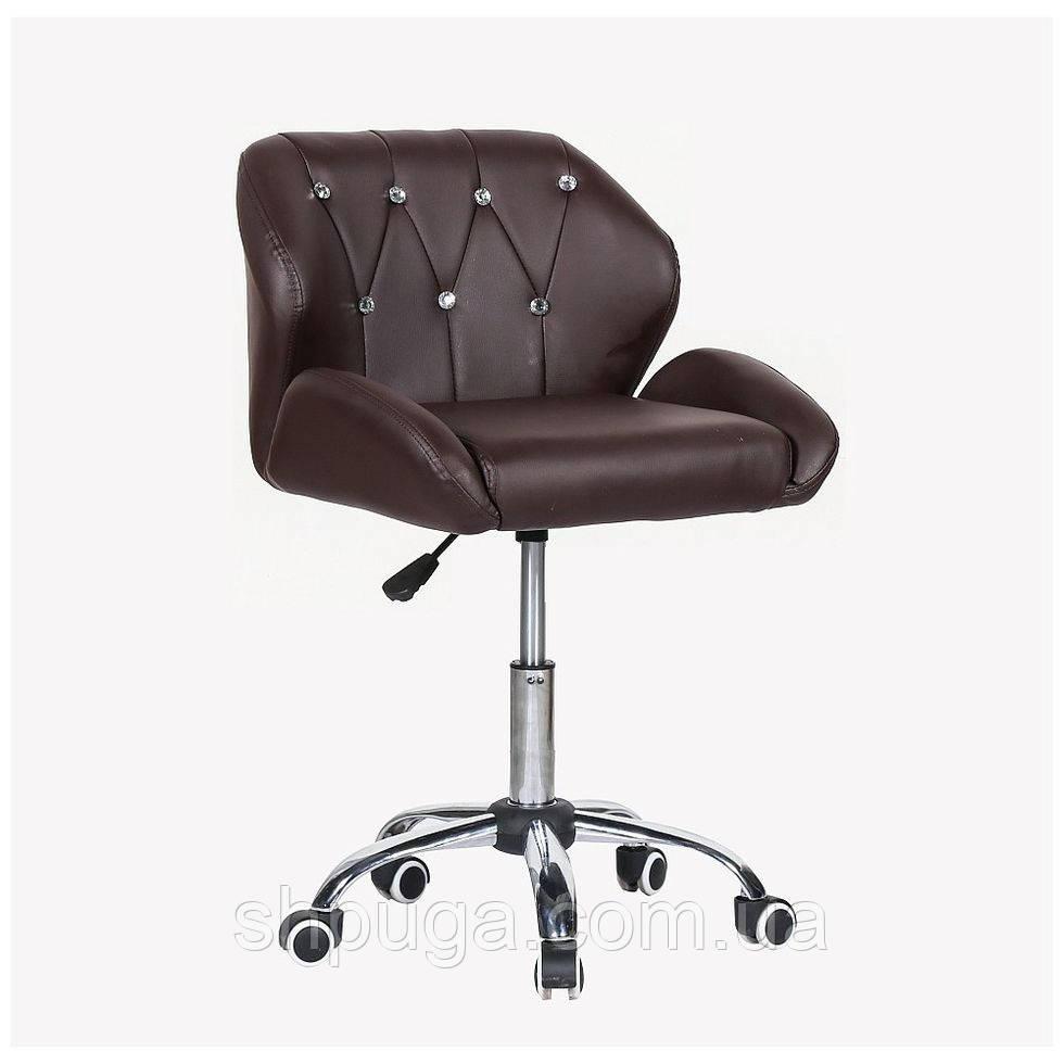 Кресло HC949K коричневое