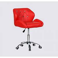 Косметическое кресло HC949K красное, фото 1