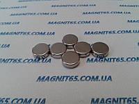 Неодимовые магниты D9*H3  в Украине