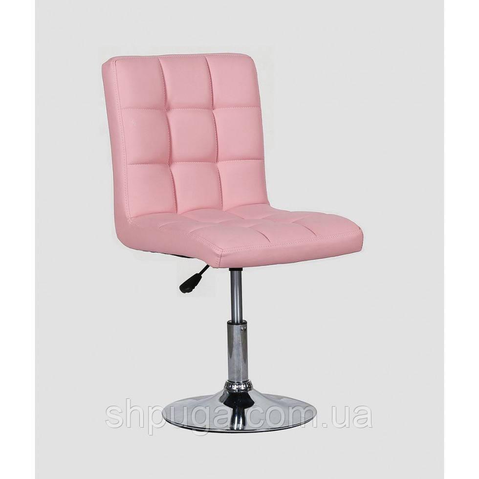 Кресло косметическое HC1015 розовое
