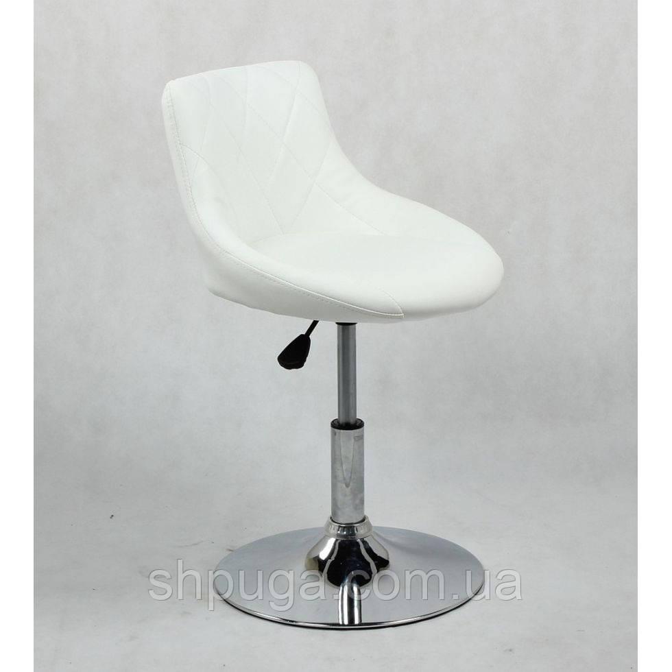 Кресло косметическое HC1054N белое