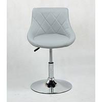 Кресло косметическое HC1054N СЕРОЕ