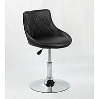 Кресло косметическое HC1054N черное, фото 1