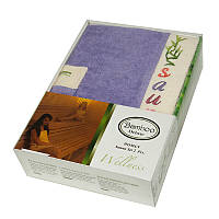 Набор для сауны женский, 2 предмета Gursan Bamboo фиолетовый