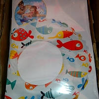 Детский надувной круг Рыбки