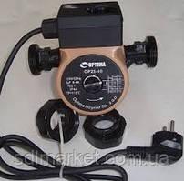 Насос циркуляционный OPTIMA OP25-40 130мм + гайки + кабель с вилкой!