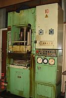 Пресс гидравлический усилием 63т, ДВ 2428Б