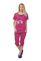 Пижама женская с лосинами