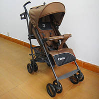 Коляска-трость CARRELLO Costa CRL-1409 Amber Brown
