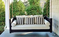 Подвесной диван - установите на террасе.