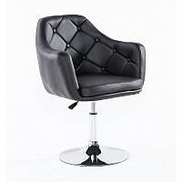 Парикмахерское кресло HC 831 черное, фото 1