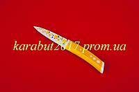 Нож с керамическим покрытием L20см