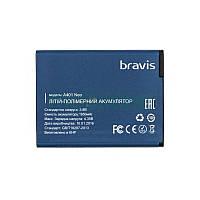 Батарея на Bravis Neo оригинальный аккумулятор для мобильного телефона.