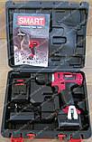 Шуруповерт аккумуляторный SMART 18 В, фото 2