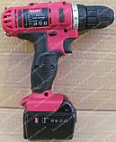 Шуруповерт аккумуляторный SMART 18 В, фото 8