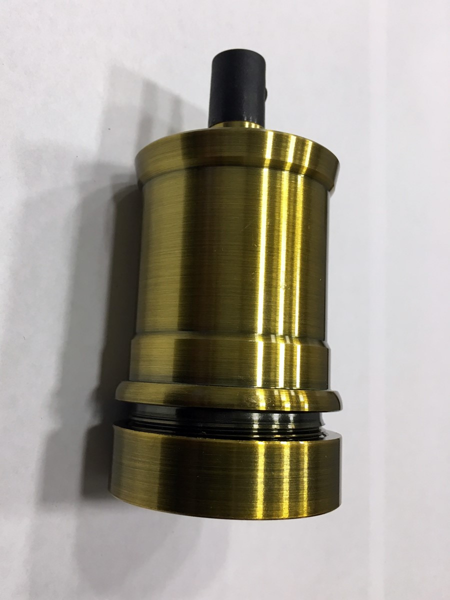 AMP патрон 20 gold old copper  (в сборе )