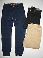 Котоновые брюки для мальчиков Seagull оптом,134-164 pp.