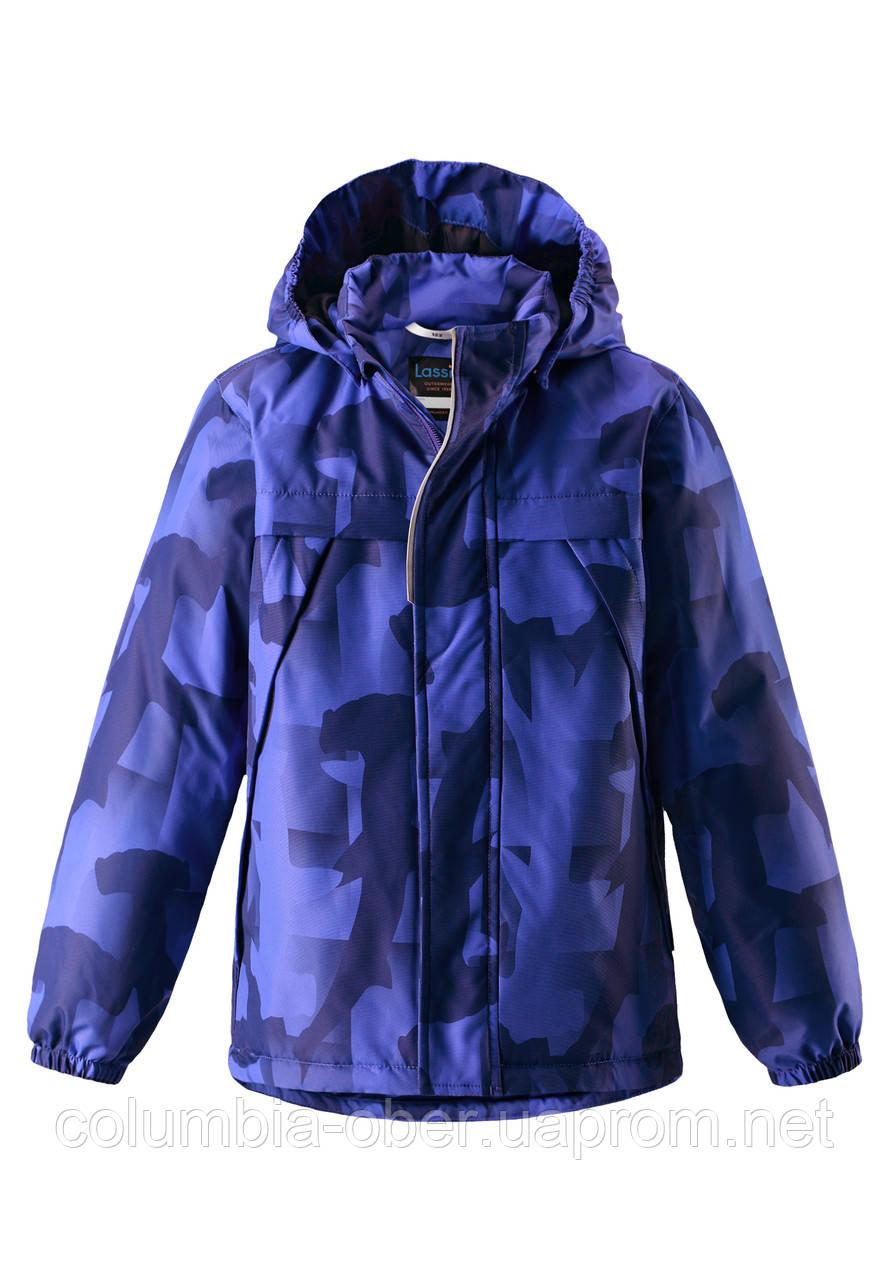 Куртка - ветровка для мальчика Lassie by Reima 721707-6691. Размеры 92 - 128.