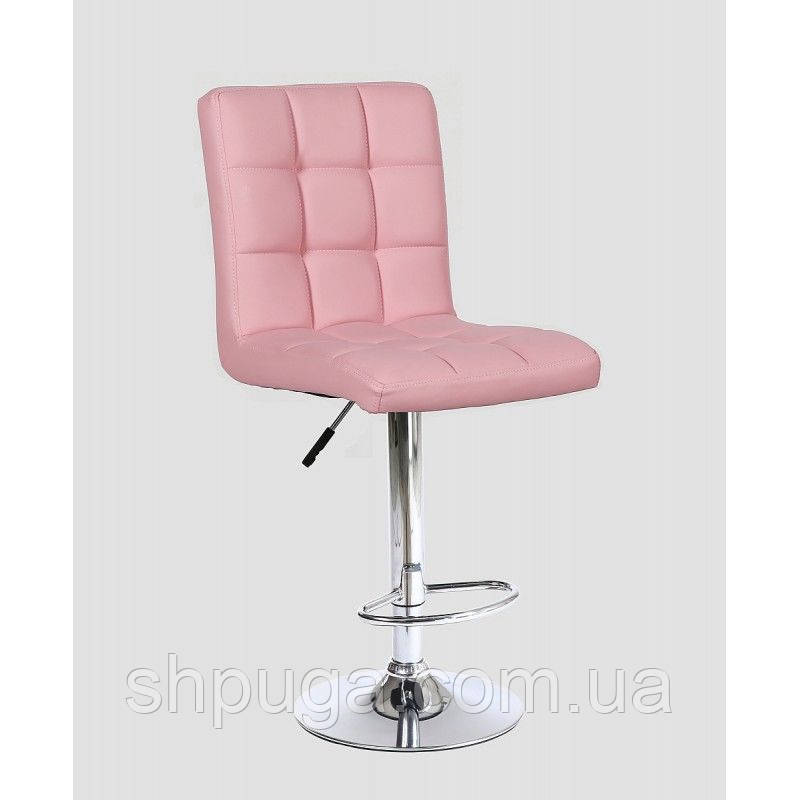 Стул барный хокер HC-1015 розовый
