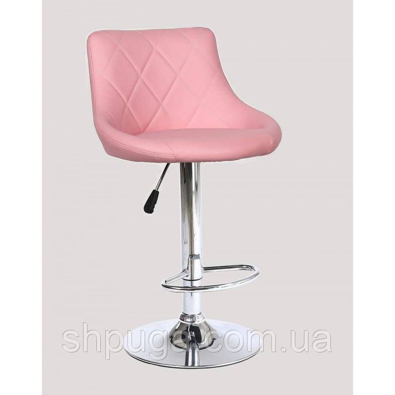 Стул барный хокер HC-1054 розовый
