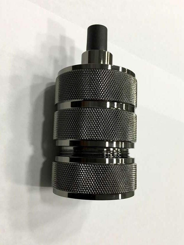 AMP патрон 21 pearl black (в сборе )