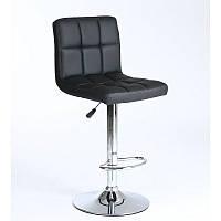 Стул барный хокер HC-8052-1 черный