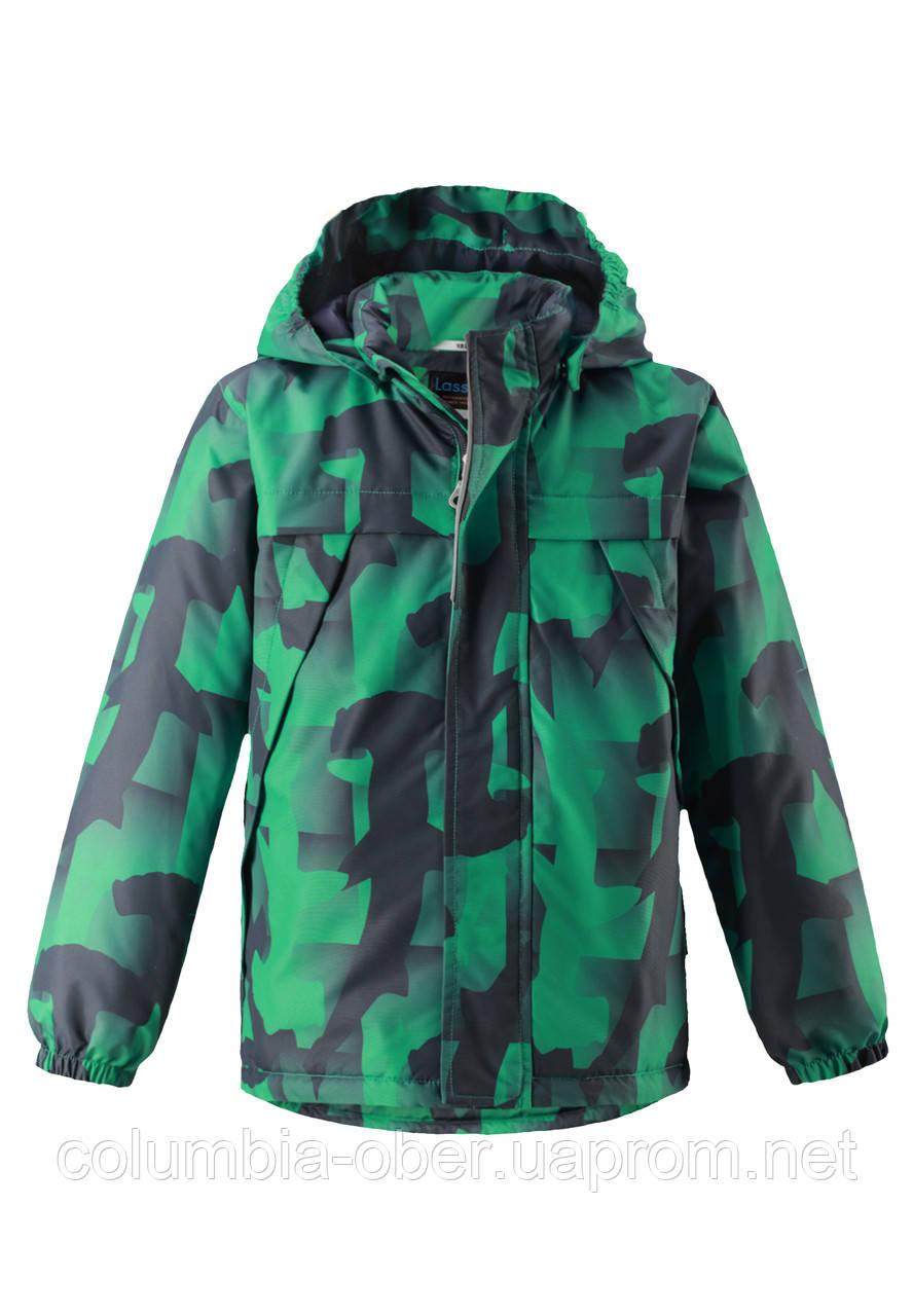 Демисезонная куртка для мальчика Lassie by Reima 721707R-8811. Размер 92 - 140.