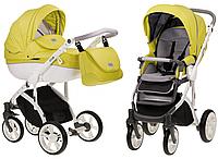 Детская универсальная коляска Mioobaby Zoom Sunny Lime (2 в1) купить оптом и в розницу в Украине 7 километр