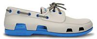 Мужская обувь крокс Crocs серые