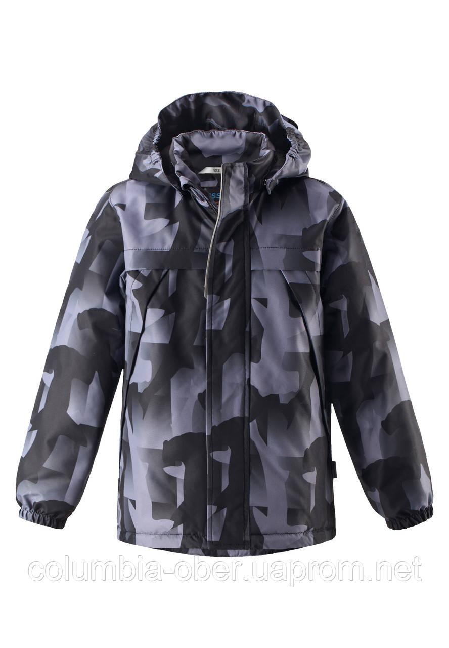 Демисезонная куртка для мальчика Lassie by Reima 721707R-9991. Размер 116.
