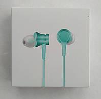 Наушники гарнитура Xiaomi Piston Fresh Bloom Blue, фото 1
