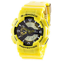 Унисекс кварцевые наручные часы Casio G-Shock GA-110NM. Копия AAA класса