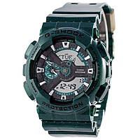 Мужские кварцевые наручные часы Casio G-Shock GA-110NM. Копия AAA класса