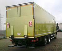 Гидроборт Zepro серии RZU-100 грузоподъемностью 1000 kg