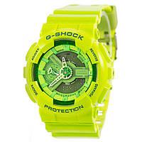 Унисекс кварцевые наручные часы Casio G-Shock GA-110CC. Копия AAA класса