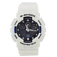 Унисекс кварцевые наручные часы Casio G-Shock GA-100B-7AER. Копия AAA класса