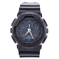 Мужские кварцевые наручные часы Casio G-Shock GA-100