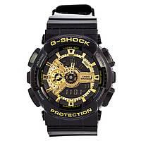 Мужские кварцевые наручные часы Casio G-Shock GA-110. Копия AAA класса