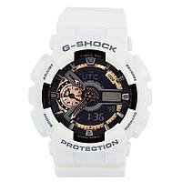 Унисекс кварцевые наручные часы Casio G-Shock GA-110GW. Копия AAA класса