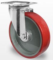 Колесо поворотне з роликовим підшипником 200 мм (Німеччина)