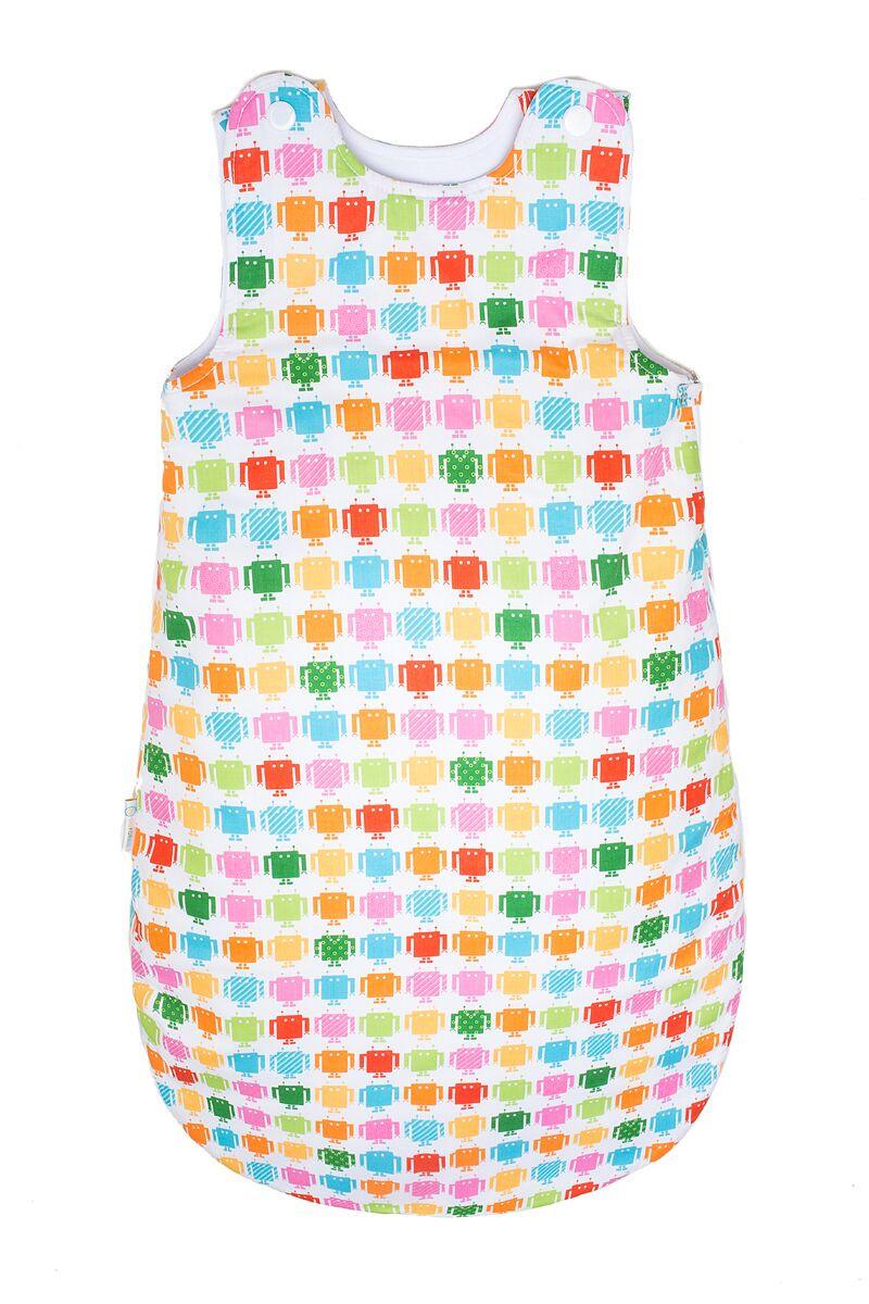 Спальный мешок для младенца «Ай робот», GoforKid