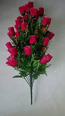 Искусственный букет роз, фото 3