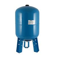 Гидроаккомулятор вертикальный стальной Forwater 100 л