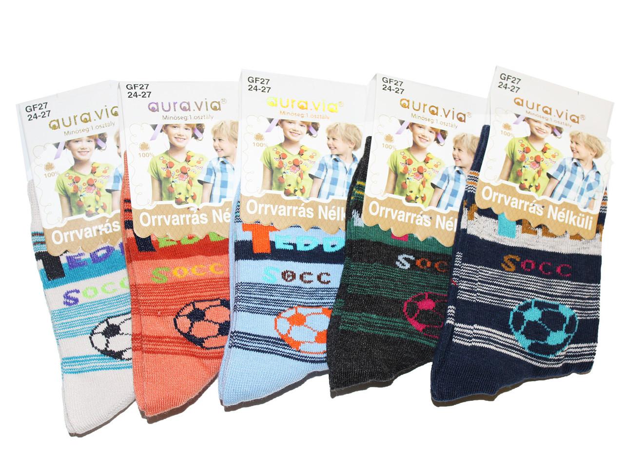 Шкарпетки дитячі для хлопчика Підліткові GF 27