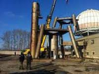 Услуги демонтажа металлолома Днепропетровск