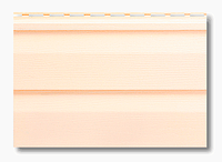 Сайдинг Альта ALTA-SIDING Розовый 3,66*0,23