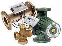 Погодное регулирование систем отопления домов и зданий
