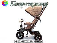 Детский трехколесный велосипед Crosser T 350 - Бежевый