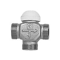 Клапан триходовий термостатичний тривісний CALIS-TS, HERZ, DN 20 (1776102)